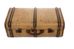 Old vintage suitcase Royalty Free Stock Image