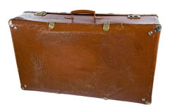 Old vintage suitcase Royalty Free Stock Photography