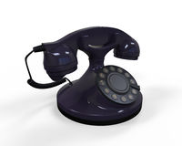 Old Vintage Telephone Royalty Free Stock Photo