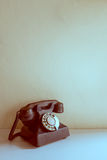 Old vintage telephone Royalty Free Stock Image