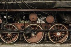 Free Old Vintage Train Wheels Stock Photo - 35514510