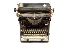 Old vintage type-writer