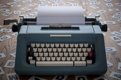 Old Vintage Typewrite Royalty Free Stock Images
