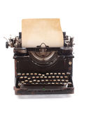 Old vintage typewriter Royalty Free Stock Photography