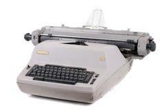 Old vintage typewriter Royalty Free Stock Images