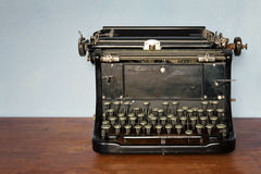 Old vintage typewriter Stock Image