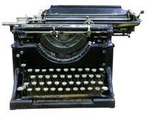 Old Vintage Typewriter Royalty Free Stock Photo