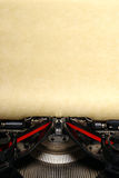 Old vintage typewriter Royalty Free Stock Photos