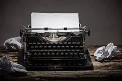 Old vintage typewriter Stock Images