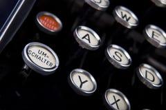 Old vintage typewriter Stock Photos