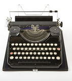Old vintage typewriter Royalty Free Stock Photography