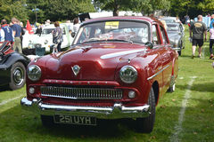 Old vintage Vauxhall motor car Royalty Free Stock Images