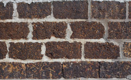 Old vintage wall background from stone and concrete texture Stock Photo