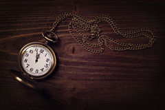 Old vintage watch Stock Photography