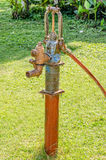 Old vintage water pump Royalty Free Stock Images