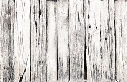 Old vintage white wood background Stock Photo
