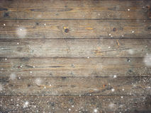Old vintage wood background Stock Image