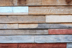Old vintage wood textured background Stock Photography