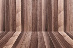 Old vintage wood textured background Stock Image