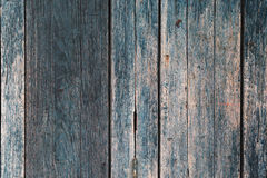 Old vintage wood wall Stock Photography
