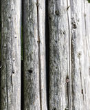 Old vintage wooden fence Stock Photos