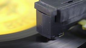 Old Vinyl stock video