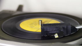 Old Vinyl stock footage