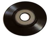 Old Vinyl Record stock images