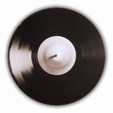 Old vinyl record Stock Image