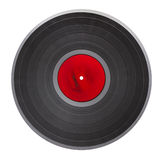 Old vinyl record isolated Stock Photos