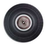 Old vinyl record isolated Stock Photo