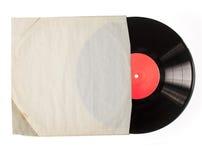 Old vinyl Stock Photo