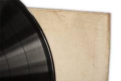 Old vinyl record Stock Photos