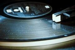 Old Vinyl record Royalty Free Stock Photos