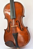 Old violin. Royalty Free Stock Photography