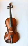 Old violin. Royalty Free Stock Image