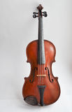 An old violin. Royalty Free Stock Photography
