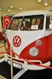 Old volkswagen van Royalty Free Stock Images