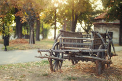 Free Old Wagon.. Stock Image - 27085211