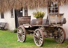 Old wagon Royalty Free Stock Photos