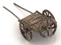 Old wagon cart Royalty Free Stock Photography