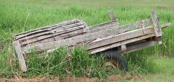 Old Wagon Royalty Free Stock Photo
