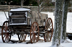 Old wagon. An image of  an old wagon Stock Images