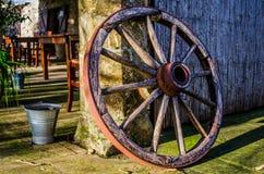 Free Old Wagon Wheel Stock Photography - 139167272