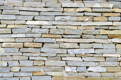 Old wall. Background of stone wall texture Royalty Free Stock Photography