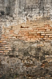 Old wall. Texture and brick of old wall Stock Photography