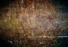 Old wall. Abstract the old grunge wall for background Royalty Free Stock Photo