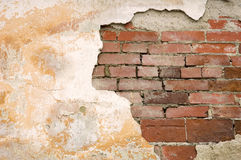 Old wall Stock Image