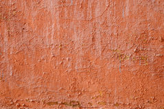 Old wall. Old painted damaged wall background stock photography