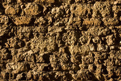 Old wall. Detail of a textured old wall royalty free stock images